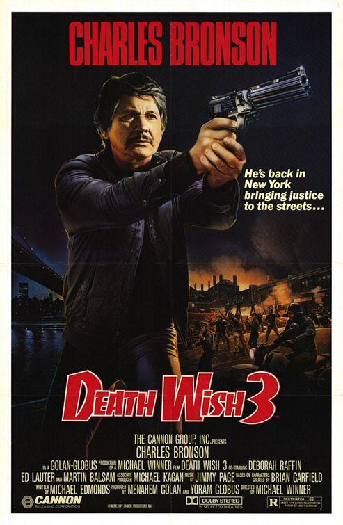 Death Wish Iii – Der Rächer Von New York