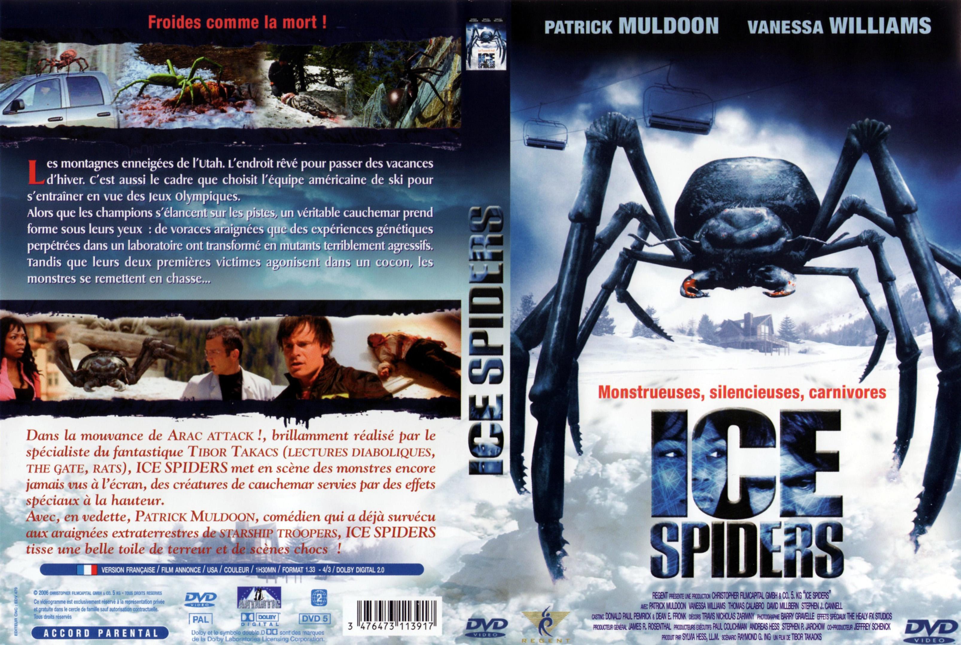 Ice Spiders Stream