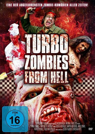 Witzige Zombie Filme