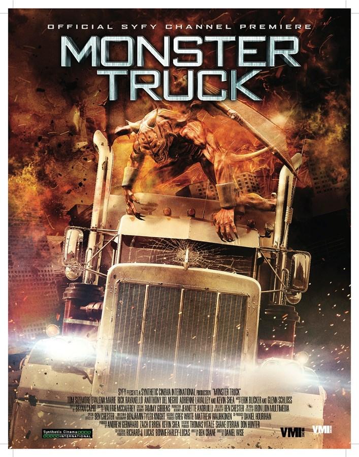 monster truck - bete, dass er niemals ankommt