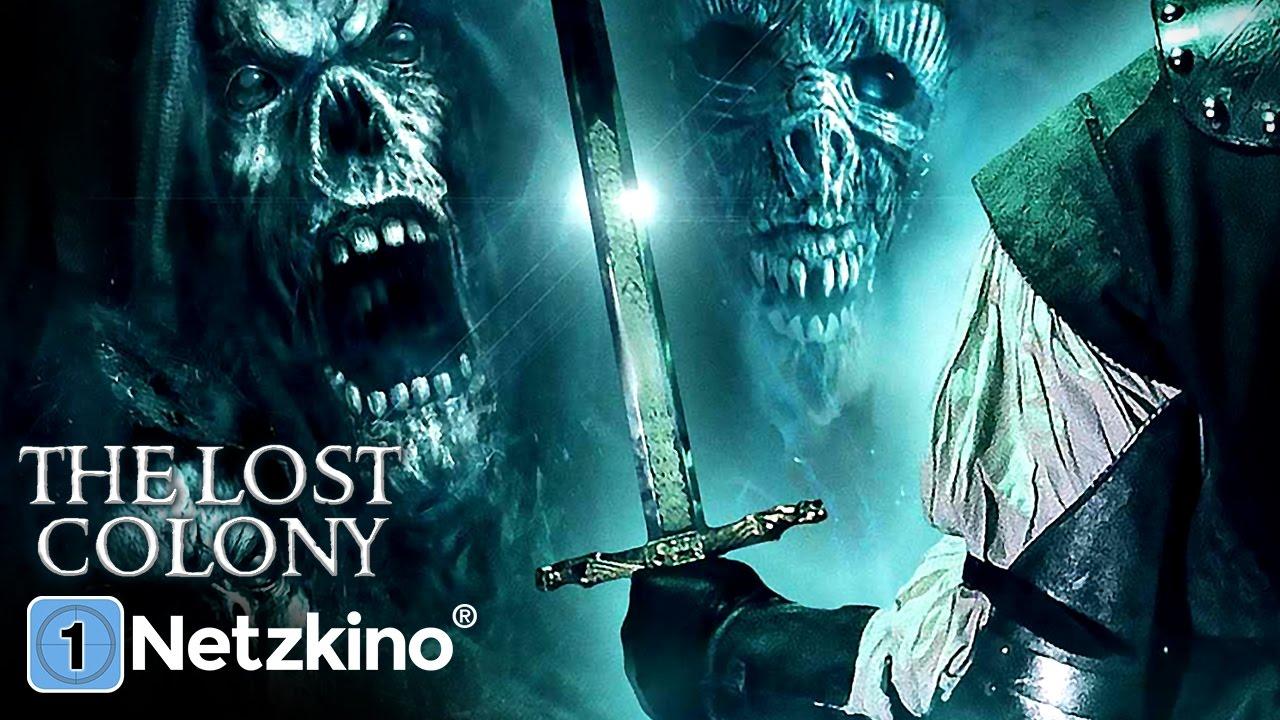 Lost Colony (Horrorfilm komplett auf Deutsch, ganzer Horrorfilm auf Deutsch anschauen) *HD*