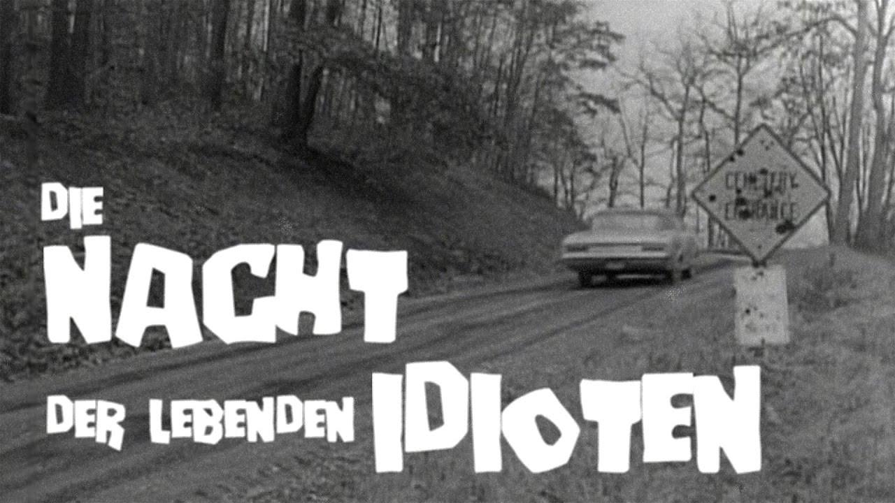 NACHT DER LEBENDEN IDIOTEN | Halloween Kurzfilm | Die Nacht der lebenden Toten | Living Dead Fanfilm
