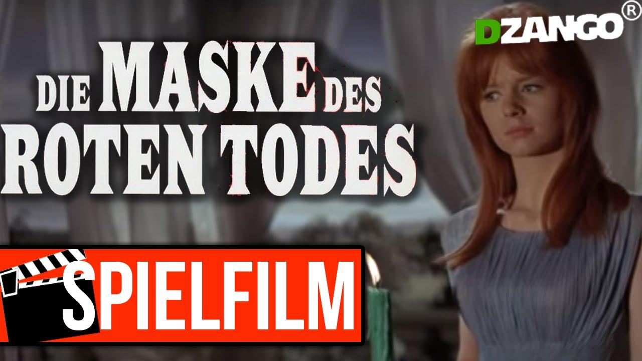 Die Maske des roten Todes (Thriller, Deutsch, HD, Spielfilm) *VINCENT PRICE*