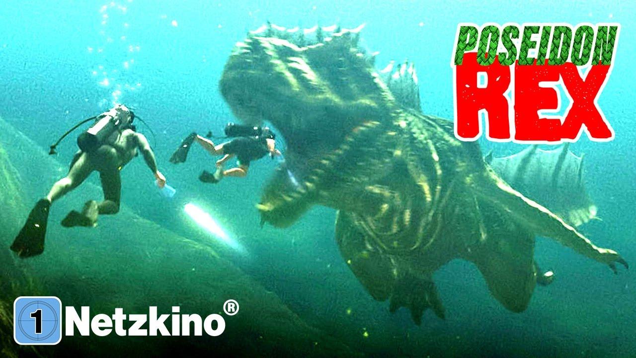 Poseidon Rex (Horrorfilme auf Deutsch anschauen in voller Länge, ganze Horrorfilme Deutsch) *HD*