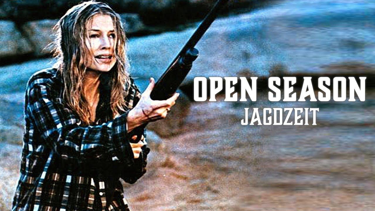 Open Season - Jagdzeit (Actionthriller komplett auf Deutsch, ganzen Film anschauen)