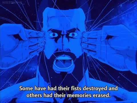 FIST OF THE NORTH STAR 北斗の拳 (1986年の映画) Hokuto no Ken The Movie 1986 HD Version Original