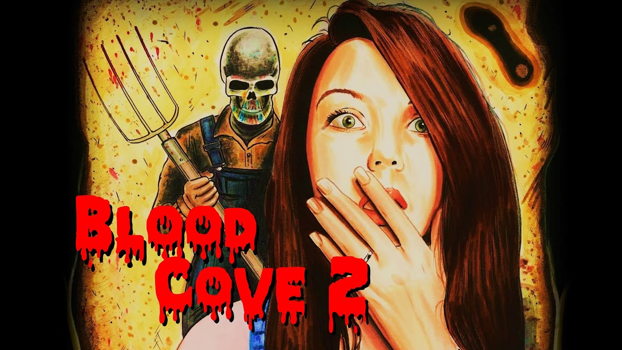 BLOOD COVE 2 I Lloyd Kaufman - Full Horror Movie 2020 - Moonlight Films