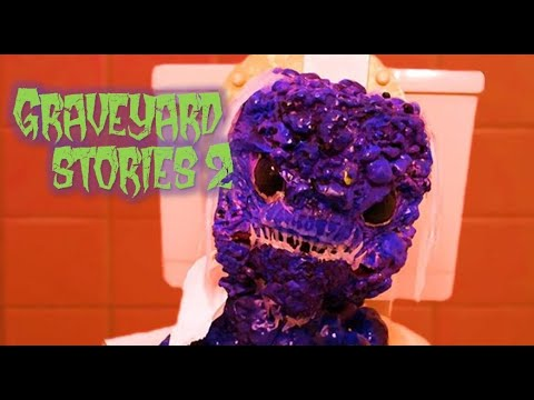 GRAVEYARD STORIES 2 (2020) George Stover - Horror Anthology