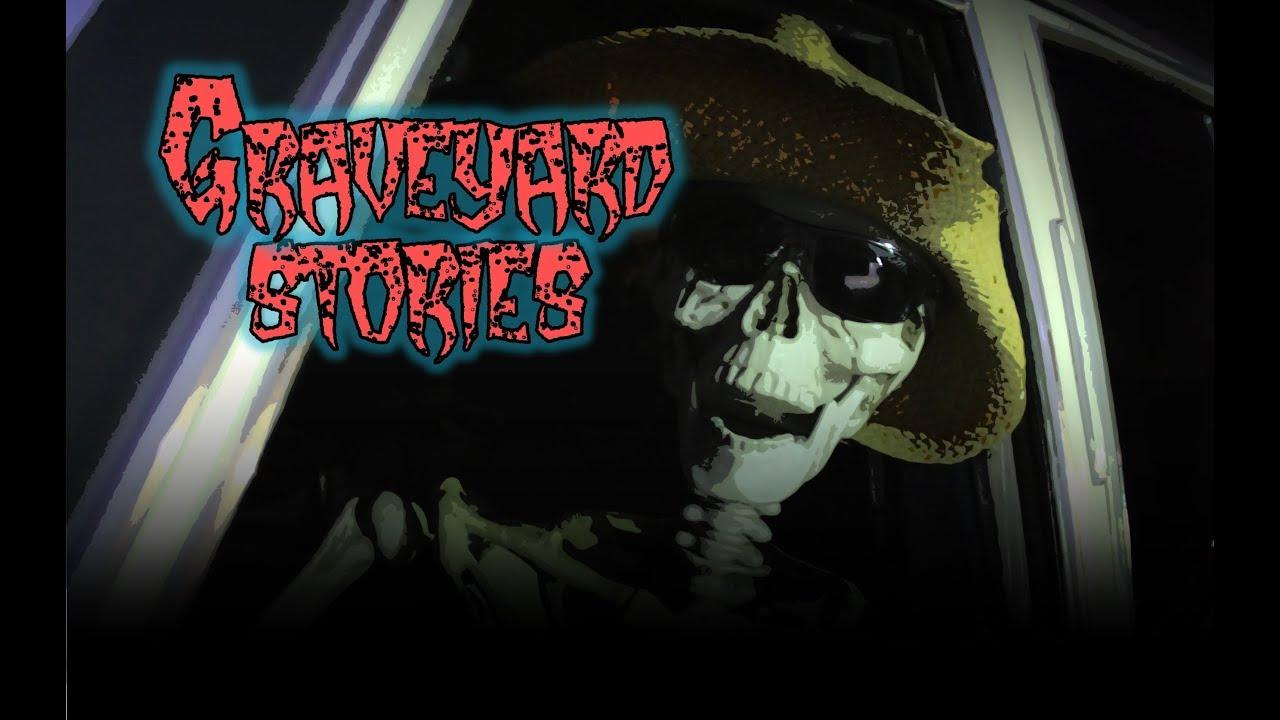 GRAVEYARD STORIES (2017) Lloyd Kaufman, Jim O'Rear Horror Anthology