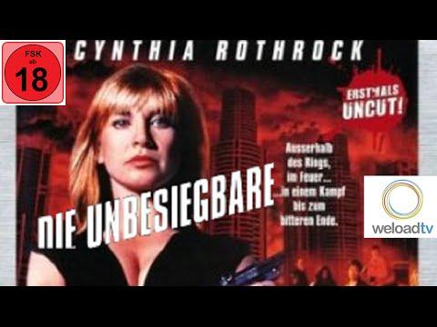 Die Unbesiegbare mit Cynthia Rothrock (Martial-Arts ganzer Film in voller länge Deutsch)