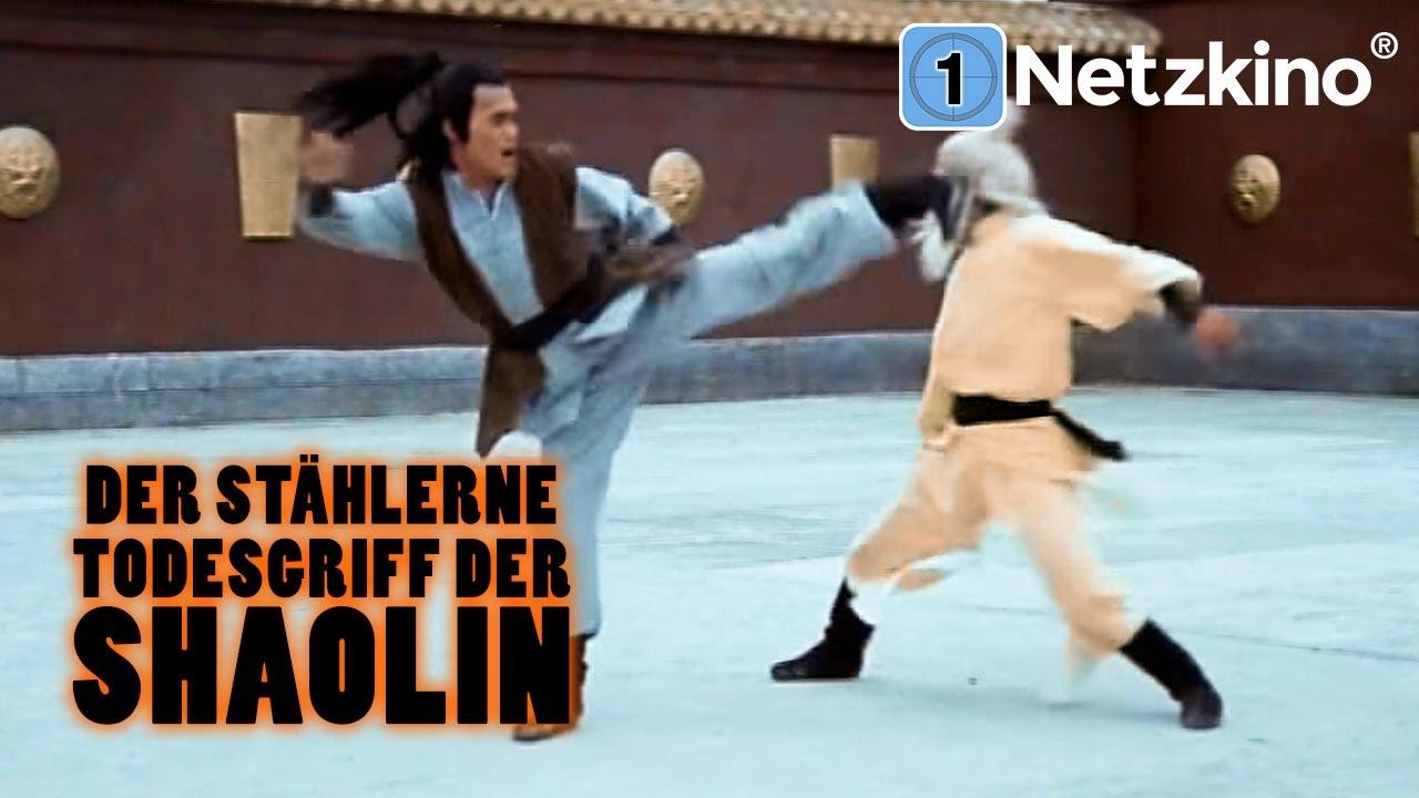 Der Stählerne Todesgriff der Shaolin (Martial-Arts in voller Länge, ganzer Film auf Deutsch)