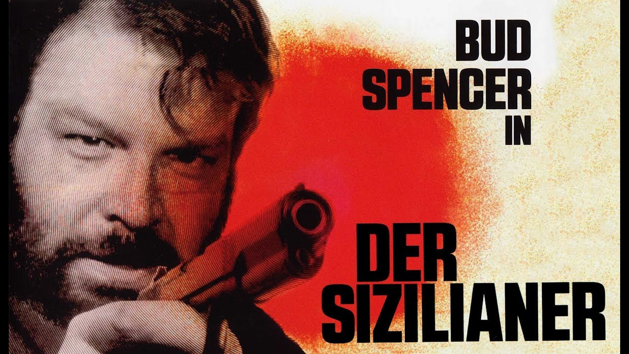 Der Sizilianer (Drama mit Bud Spencer auf Deutsch, Ganzer Film)
