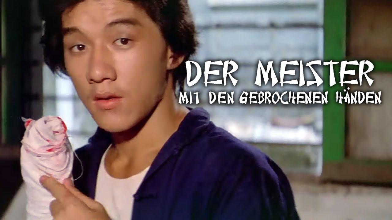Der Meister mit den gebrochenen Händen – Jackie Chan (Martial Arts Spielfilm, deutsch) *ganze Filme*