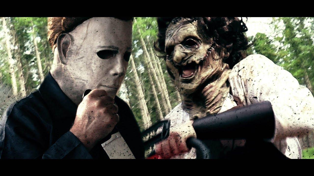 MICHAEL MYERS vs LEATHERFACE (Halloween vs Texas Chainsaw)