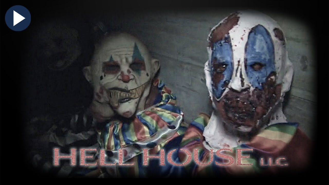 HELL HOUSE LLC (1)   Exclusive Premiere Full Horror Movie   English HD 2020