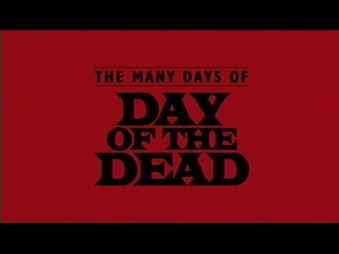 The Many Days of 'Day of the Dead' (2003)