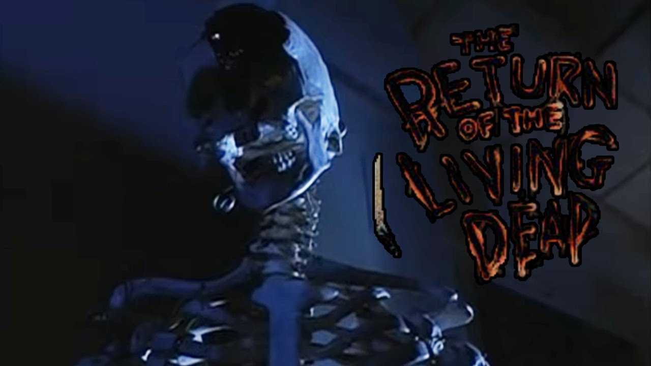 Return of the Living Dead - The Dead Hate the Living (ganze Horrorkomödie auf Deutsch anschauen)