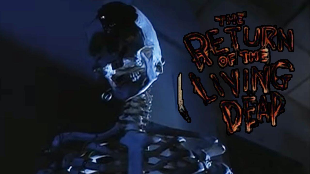 Return of the Living Dead - The Dead Hate the Living (ganze Horrorkomödie auf Deutsch anschauen)