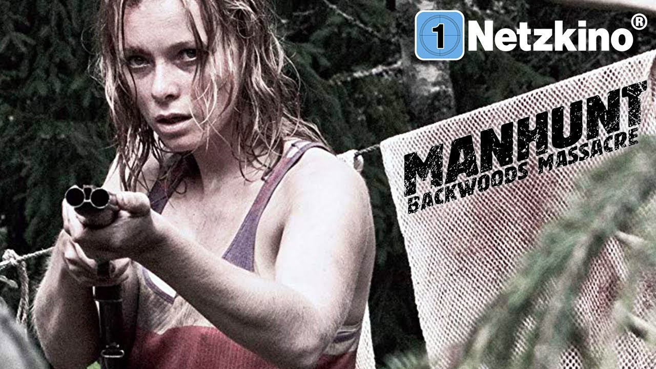ROVDYR - Manhunt – Backwoods Massacre (Horrorfilm in voller Länge, ganze Filme auf Deutsch anschauen)