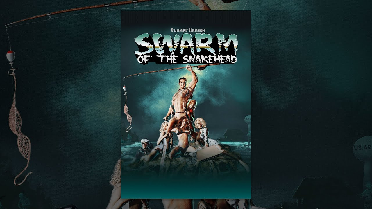 Swarm of the Snakehead | FREE Full Horror Movie