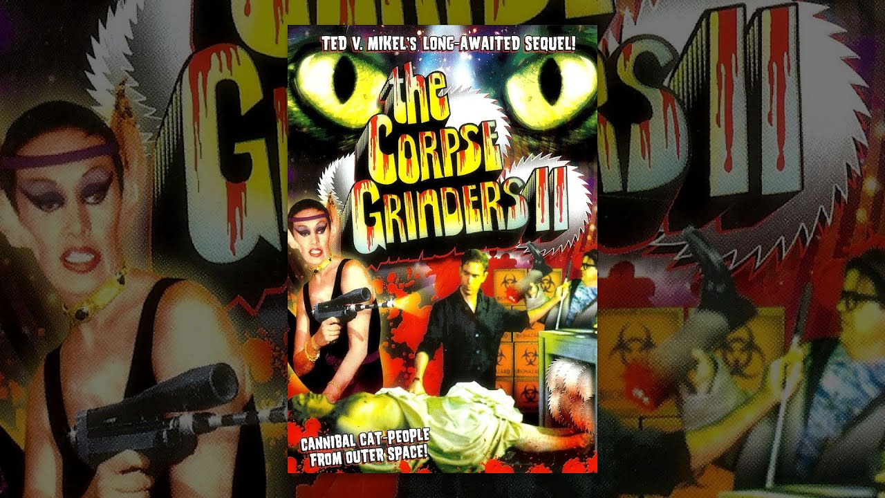 The Corpse Grinders 2 |  FREE Full Horror Movie