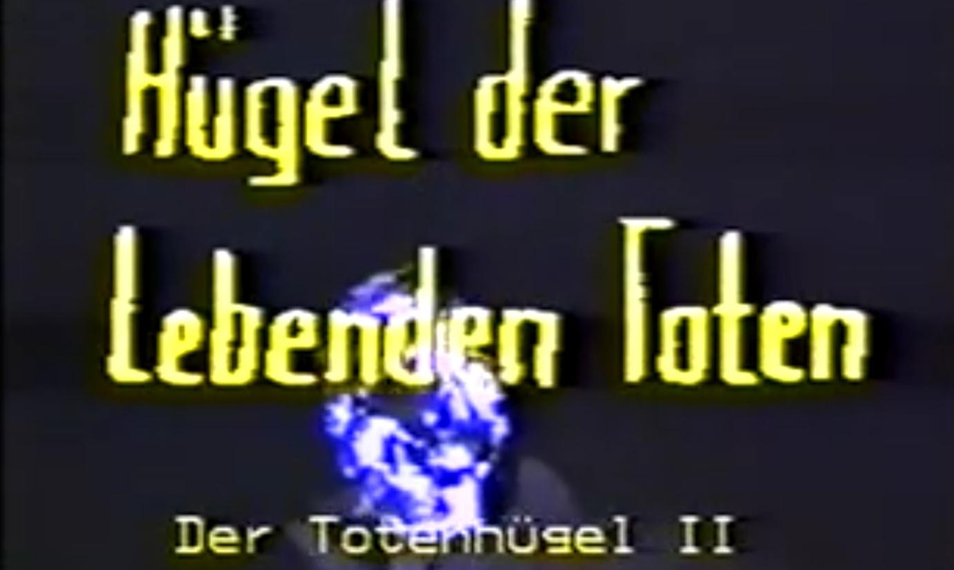 Andreas Bethmann - Hügel der Lebenden Toten - Totenhügel 2 (1995)