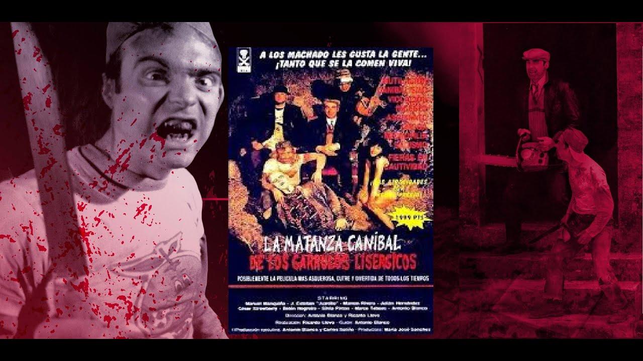 La Matanza Caníbal De Los Garrulos Lisérgicos Película Gore