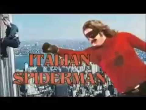Italian Spiderman Trailer