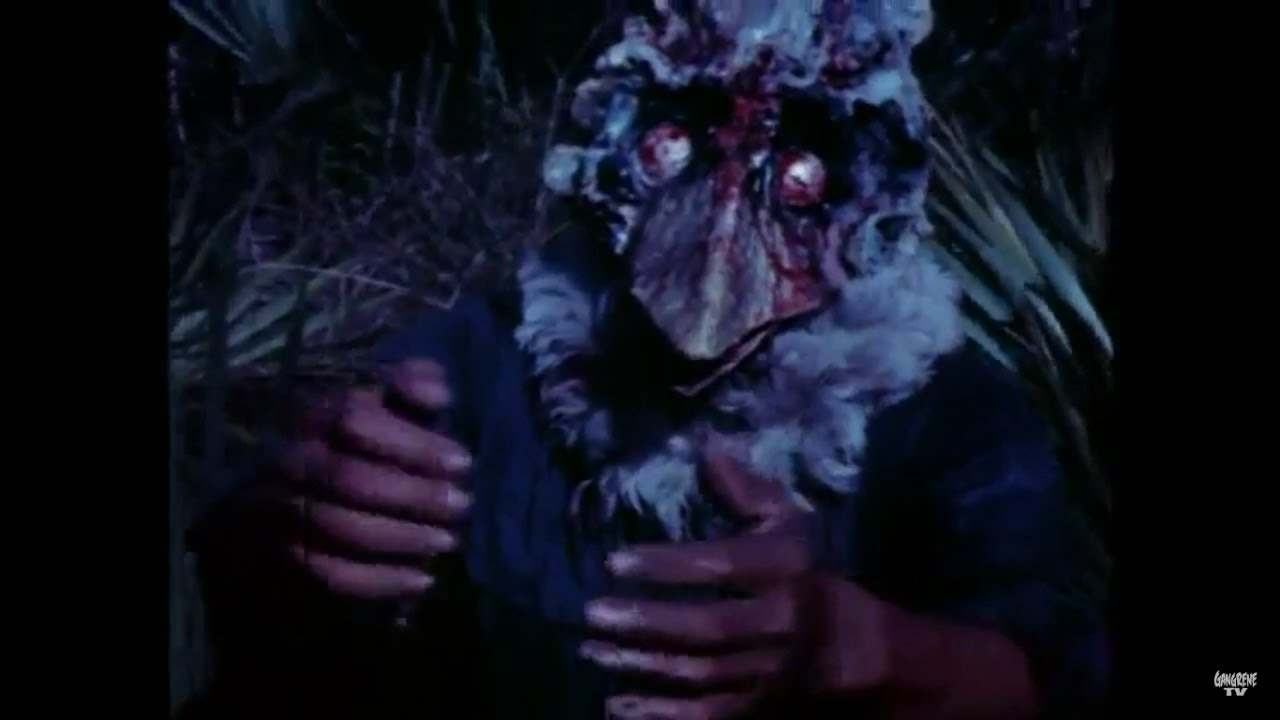 Blood Freak, 1972 - Killer Turkey Monster