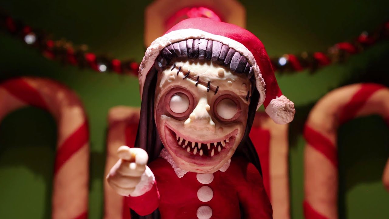 The Night Terror Before Christmas (a Stop Motion animation)