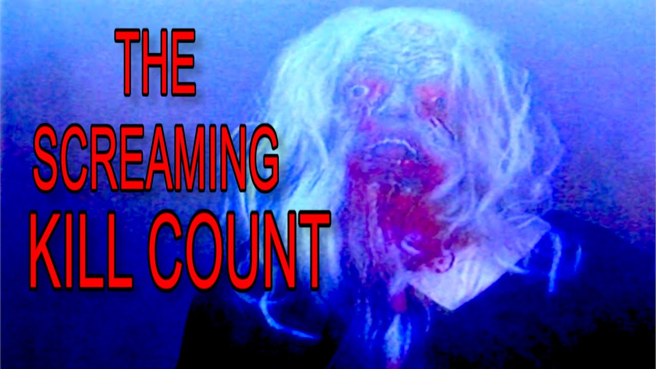 The Screaming (2000) Kill Count