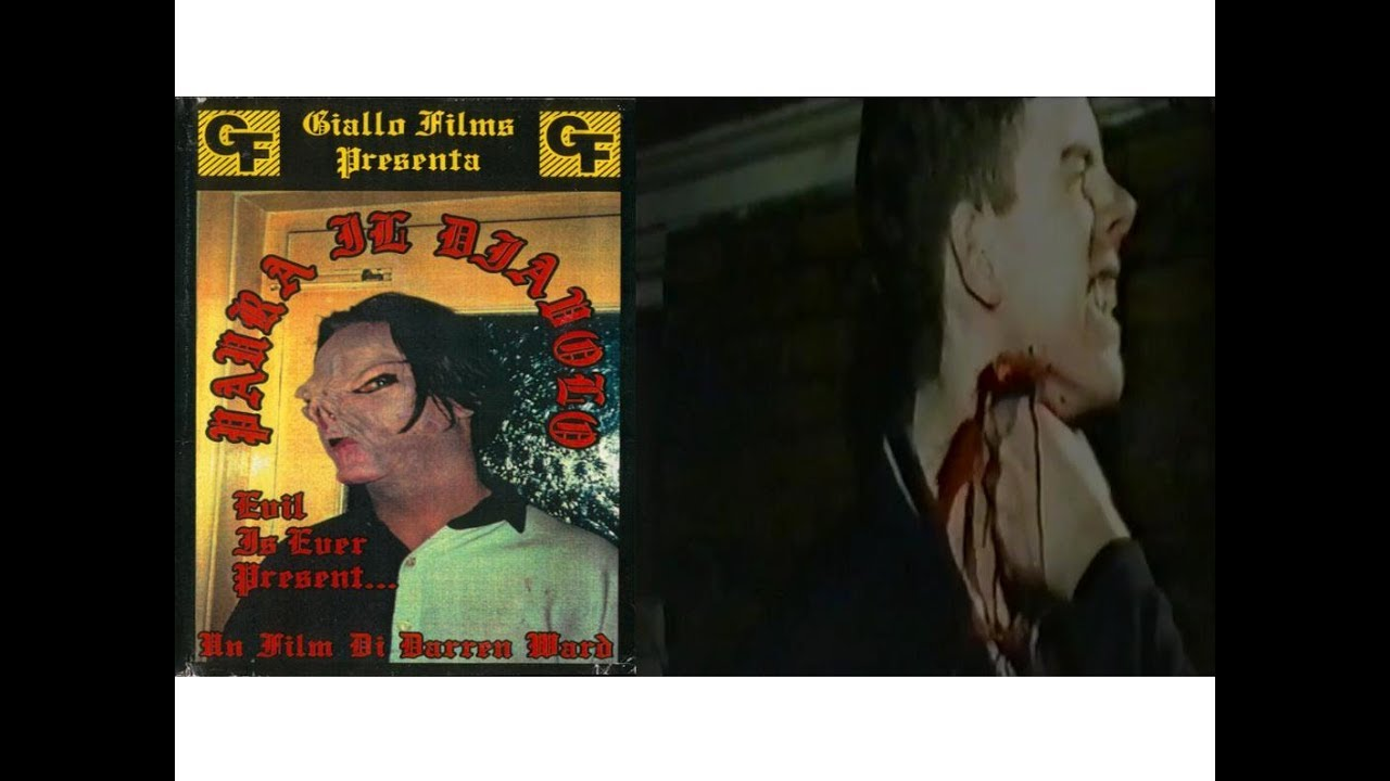 Paura il Diavolo 1992 (Darren Ward)