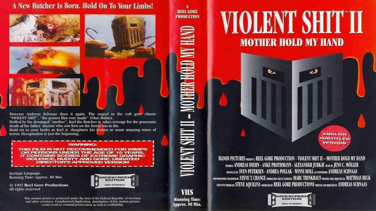 Violent Shit II - 1992