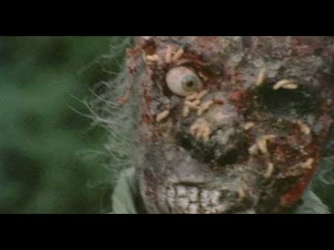 Burial Ground 1981 (Original Italian Trailer)