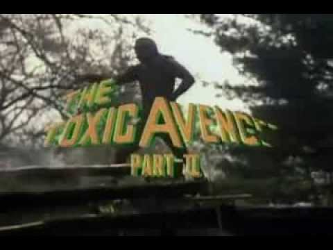 The Toxic Avenger Part II (1989) Trailer.