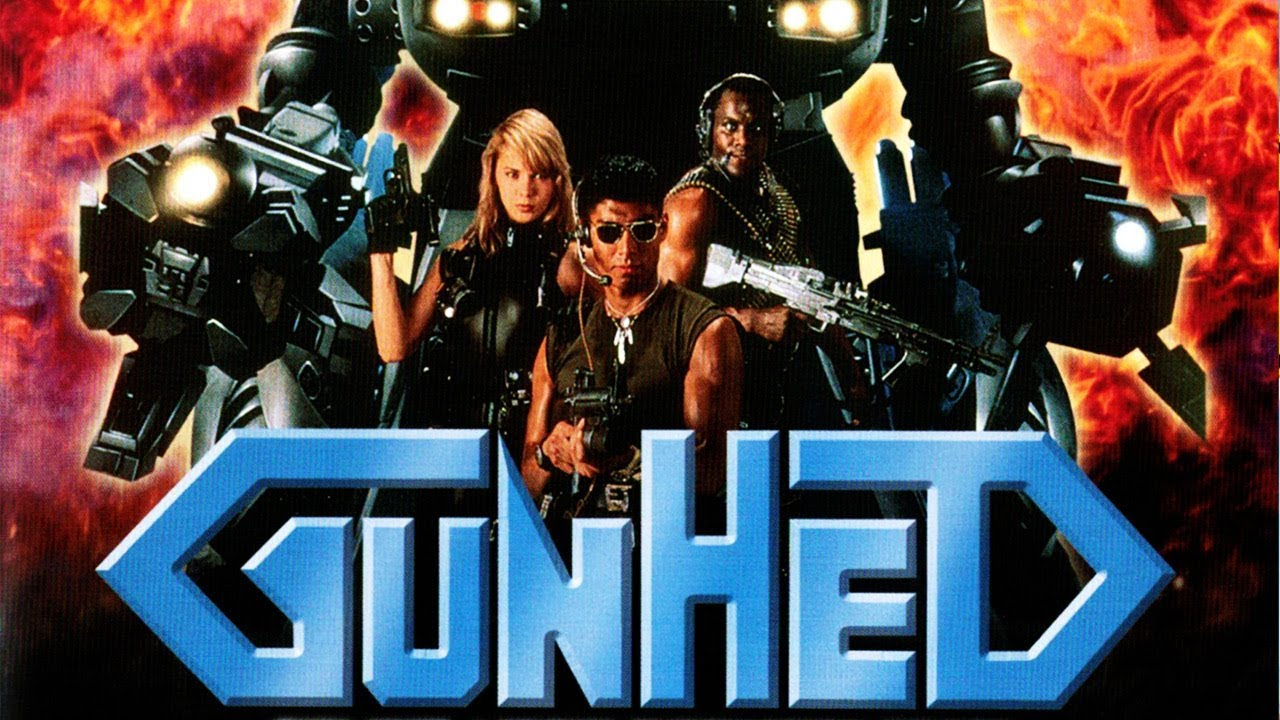 Gunhed (1989) [Science-Fiction] | Film (deutsch)