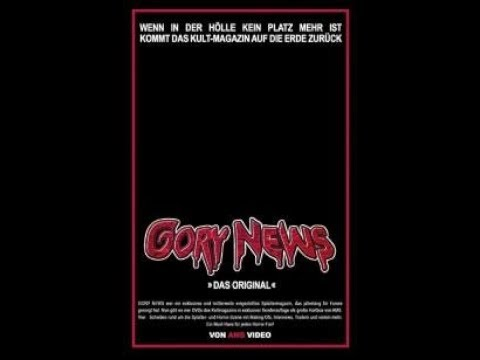GORY NEWS (German Horror Fanzine 1994-2006) : Timo Rose