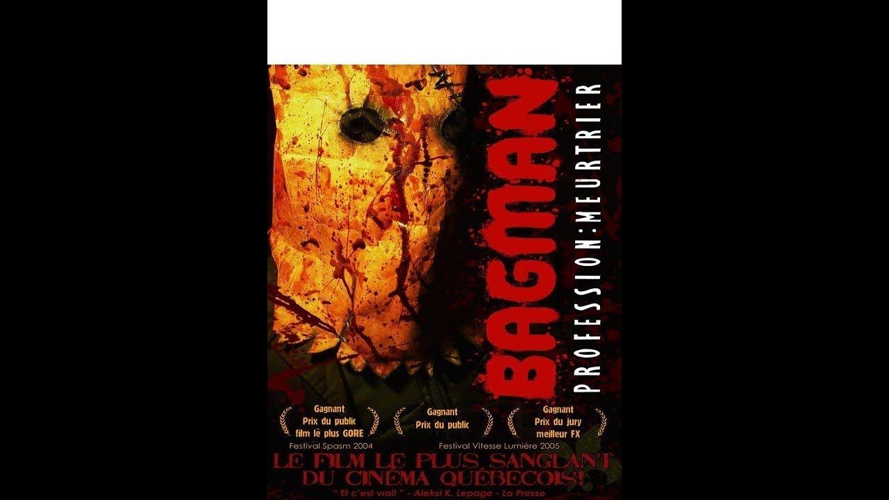Le Bagman (Canadian Splatter 2004) : The Making Of