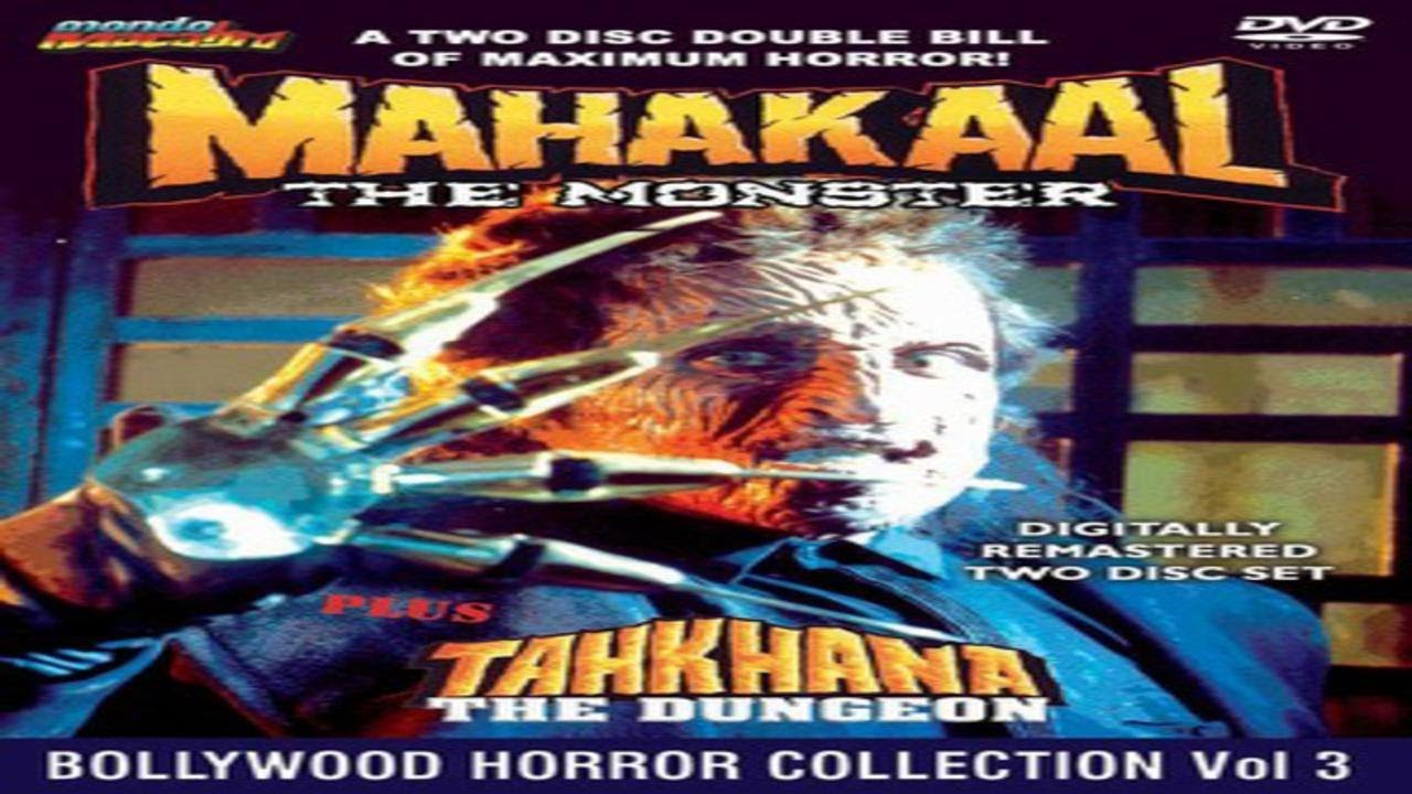 Mahakaal: The Monster 1994 (Extended) {With Subtitles} Indian Horror Movie HD