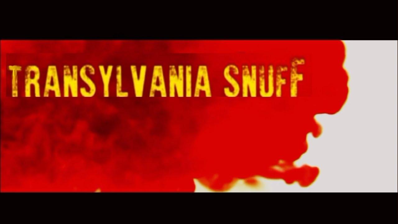 Transylvania snuff