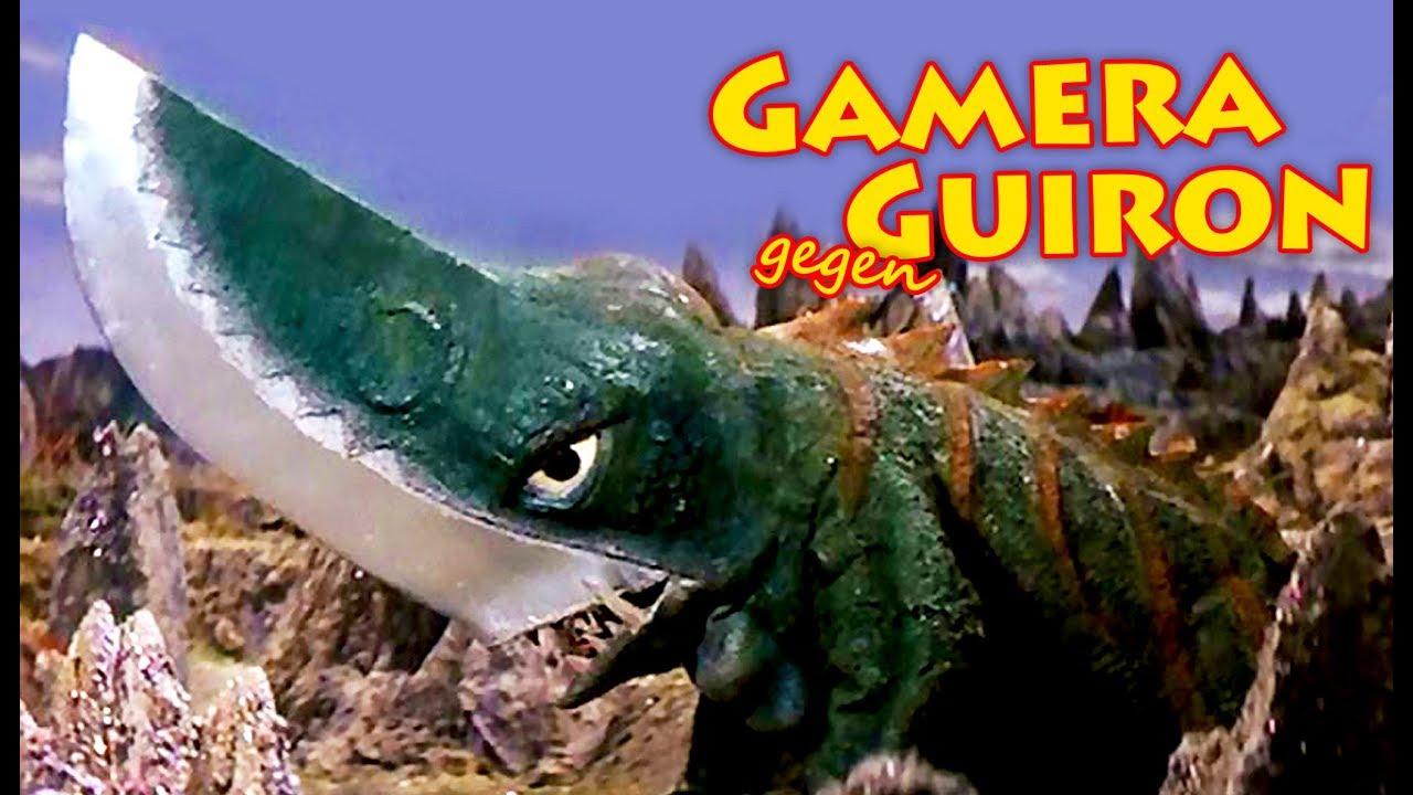 Gamera gegen Guiron