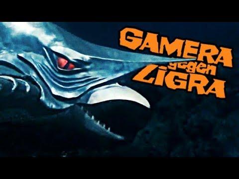 Gamera gegen Zigra – Frankenstein's Weltraumbestie schlägt zu (ganzer Science Fiction Spielfilm)