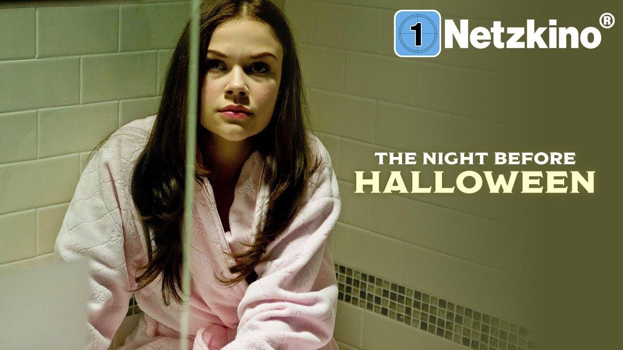 The Night Before Halloween (Ganzer Horrorfilm auf Deutsch, Ganze Horrorthriller kostenlos anschauen)
