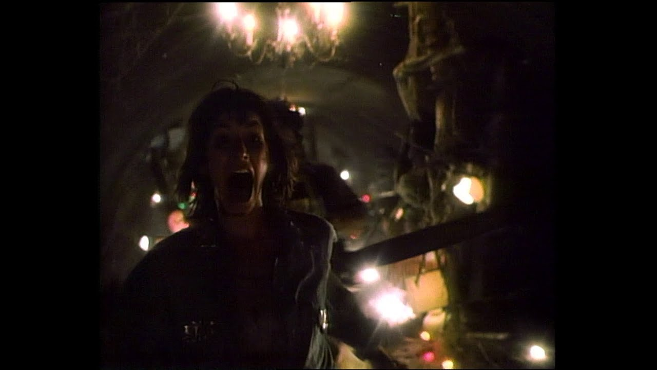 Texas Chainsaw Massacre 2 TV Spot #6 (1986)