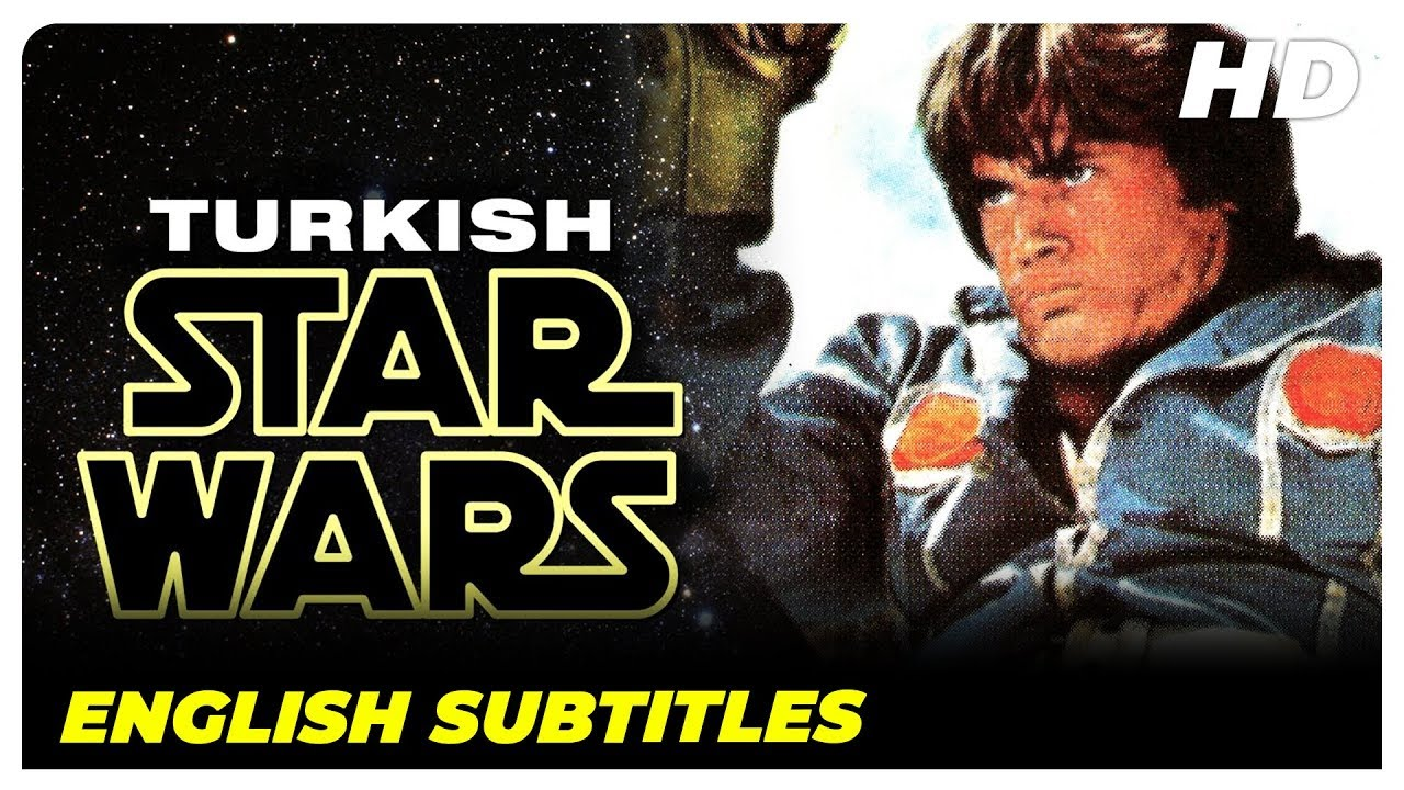 Stars Wars  | Turkish Space Movie English Subtitles (Full Movie)