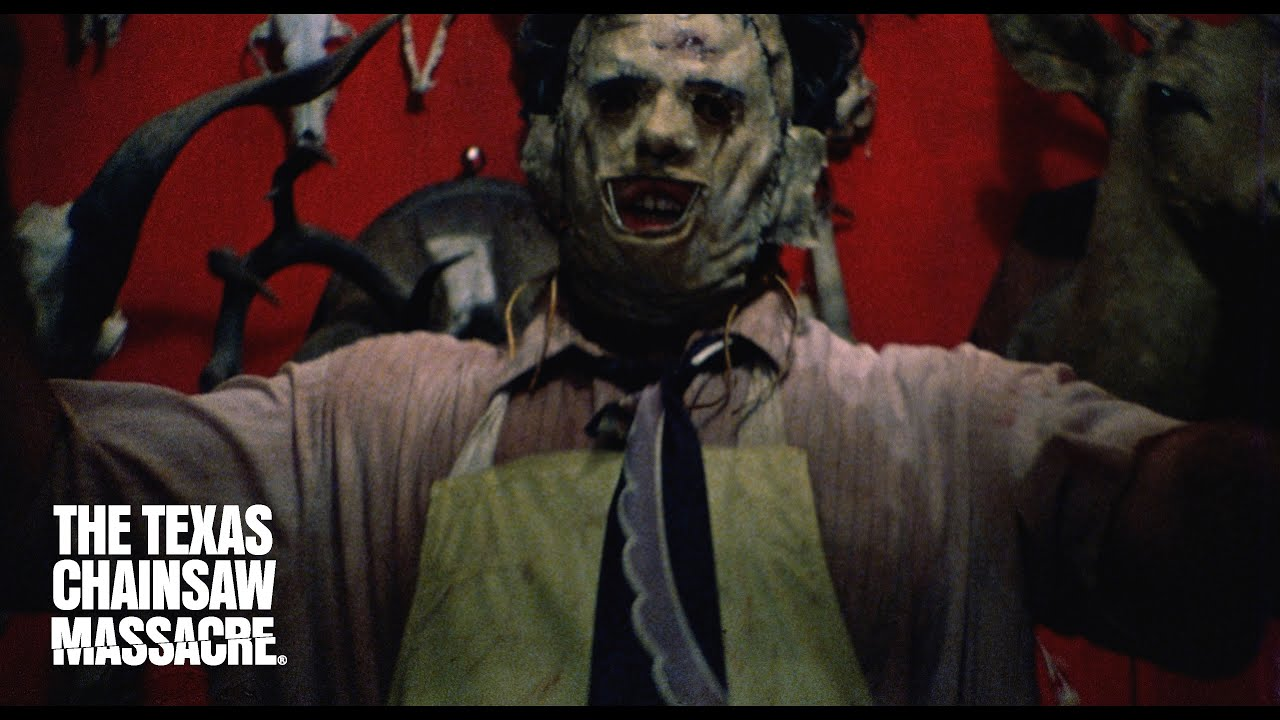 The Texas Chainsaw Massacre (1974) - Original Trailer (4K)