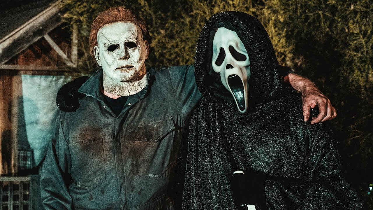 Michael and Ghostface: Best Buds PART 1