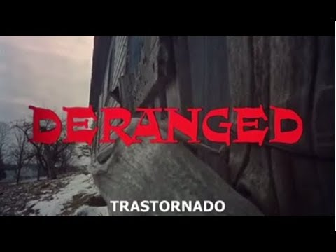 Deranged (Trastornado) 1974 --THE BEST ED GEIN MOVIE--  in English con Subtitulos en Español ..!!