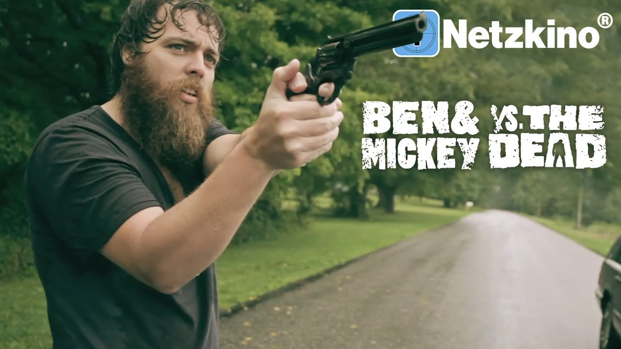 Ben & Mickey vs. The Dead (ZOMBIE ABENTEUER ganzer Film Deutsch in 4K in voller Länge)