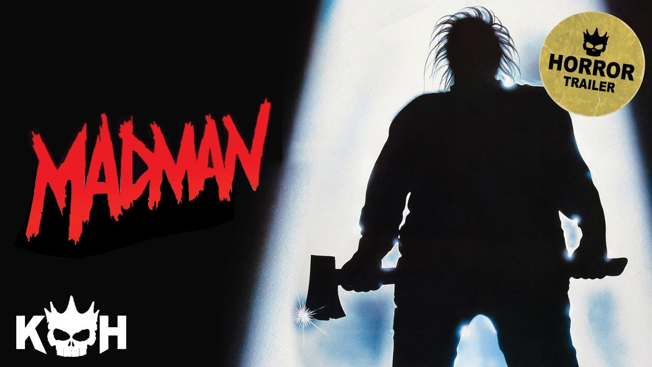 MADMAN | 80's Horror Movie trailer